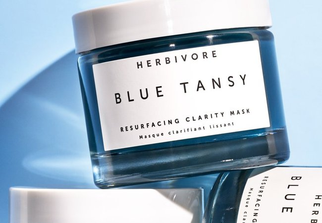 Blue Tansy from Herbivore