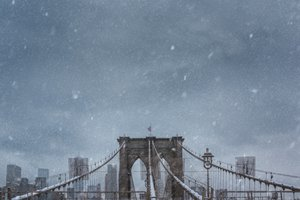 Brooklyn Bridge Winter Skincare