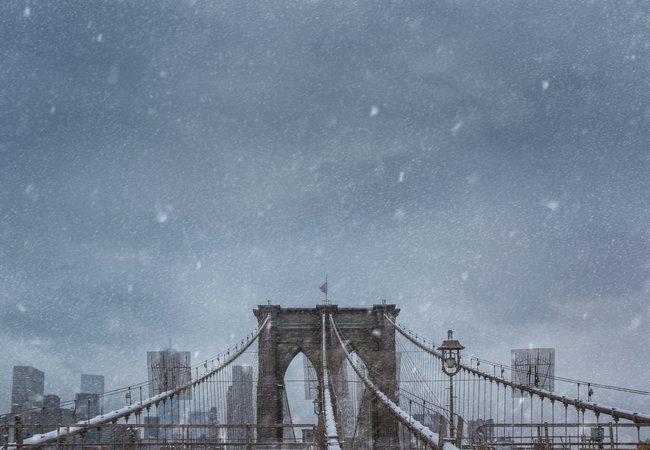 Brooklyn Bridge Winter Skincare