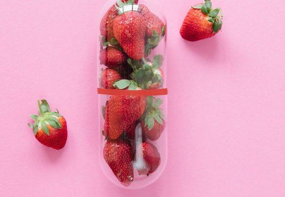 Vitamin C // Strawberries
