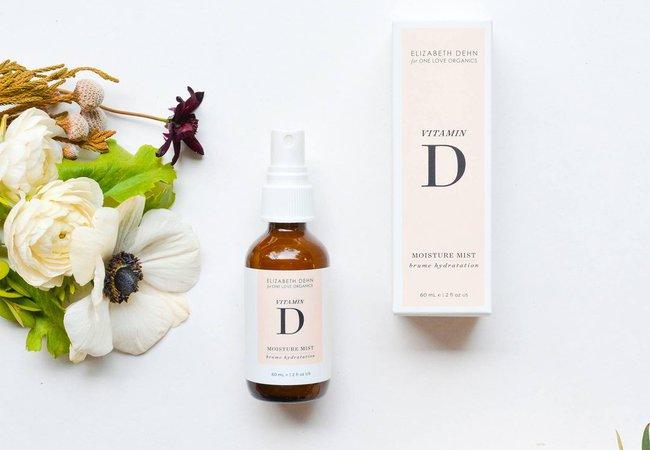 Vitamin D Mist One Love Organics